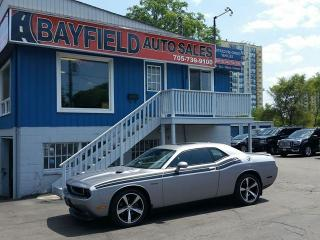 Used 2013 Dodge Challenger R/T **5.7L V8/Leather/Sunroof** for sale in Barrie, ON
