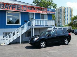 Used 2008 Nissan Rogue S for sale in Barrie, ON