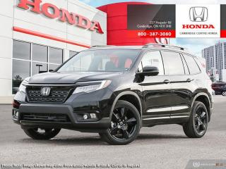 New 2019 Honda Passport Touring TOURING for sale in Cambridge, ON