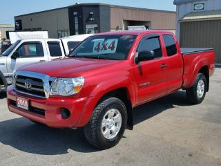 Used 2010 Toyota Tacoma SR5 5spd 4x4 for sale in Cambridge, ON