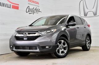 Used 2017 Honda CR-V EX-L AWD for sale in Blainville, QC