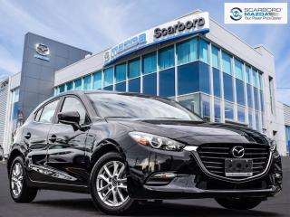 Used 2018 Mazda MAZDA3 Sport GS|NEW CAR MILEAGE|NO ACCIDENTS for sale in Scarborough, ON
