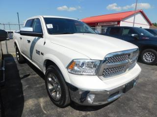 Used 2018 RAM 1500 Laramie *HEMI* 4X4 for sale in Listowel, ON