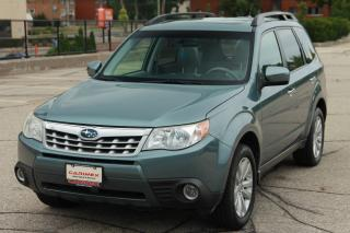 Used 2011 Subaru Forester 2.5 X groupe Tourisme Sunroof | Heated Seats | CERTIFIED for sale in Waterloo, ON