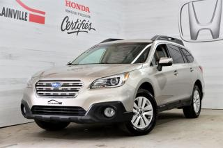 Used 2017 Subaru Outback Touring for sale in Blainville, QC