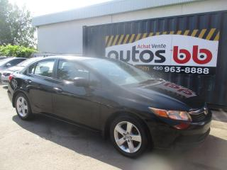 Used 2012 Honda Civic ( AUTOMATIQUE ) for sale in Laval, QC