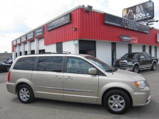 Used 2012 Chrysler Town & Country Touring $9,995 +HST +LIC FEE / CARFAX REPORT / CERTIFIED / DVD PLAYER for sale in North York, ON