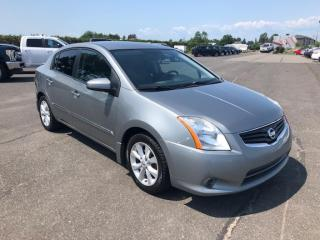 Used 2012 Nissan Sentra 2.0 SL for sale in Lévis, QC