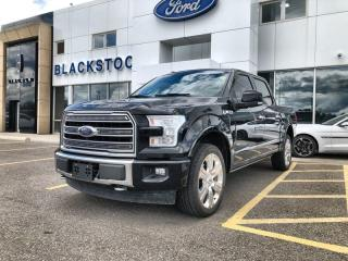Used 2017 Ford F-150 Limited  for sale in Orangeville, ON