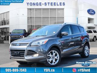 Used 2015 Ford Escape Titanium for sale in Thornhill, ON