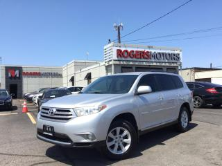 Used 2013 Toyota Highlander V6 4WD - 7 PASS - LEATHER - REVERSE CAM for sale in Oakville, ON