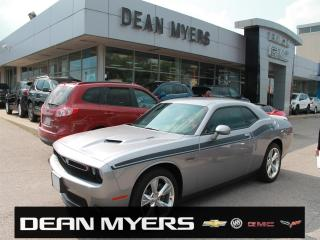 Used 2016 Dodge Challenger R/T for sale in North York, ON