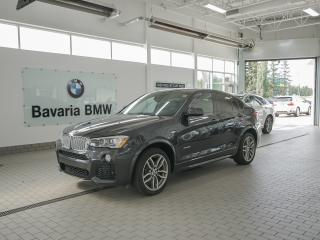 Used 2018 BMW X4 xDrive28i for sale in Edmonton, AB
