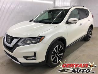 Used 2017 Nissan Rogue SL AWD GPS MAGS CUIR TOIT PANORAMIQUE BLUETOOTH CAMÉRA for sale in Trois-Rivières, QC