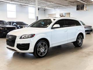 Used 2015 Audi Q7 SPORT/TDI/360 CAMERA/VENTILATED SEATS/REAR SHADES/7PASS! for sale in Toronto, ON