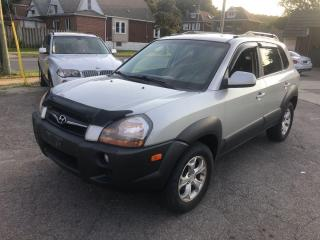 Used 2009 Hyundai Tucson 4WD*LOW KM for sale in Scarborough, ON