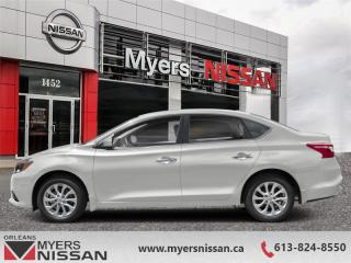 New 2019 Nissan Sentra SV CVT  - Heated Seats - $150 B/W for sale in Orleans, ON