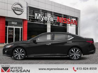 Used 2019 Nissan Altima Platinum  - Leather Seats -  ProPilot - $230 B/W for sale in Orleans, ON