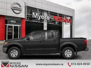 Used 2019 Nissan Frontier Crew Cab Midnight Edition Long Bed 4x4 Auto  - $247 B/W for sale in Orleans, ON