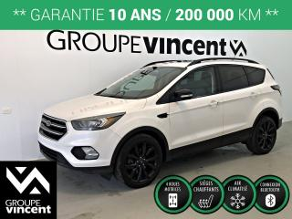 Used 2017 Ford Escape Titanium AWD ** GARANTIE 10 ANS ** Look sportif! for sale in Shawinigan, QC