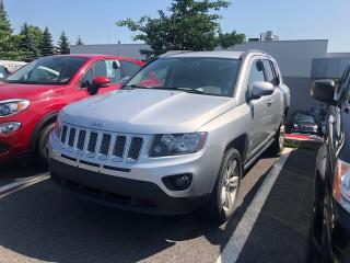 Used 2014 Jeep Compass Sport/North + 4X4 + SIÈGES EN CUIR for sale in Ste-Julie, QC