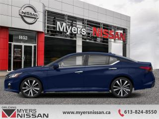 Used 2019 Nissan Altima Platinum  - Leather Seats -  ProPilot - $256 B/W for sale in Orleans, ON