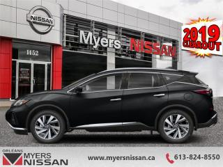 New 2019 Nissan Murano Platinum AWD  -  - AUTO SHOW - $273 B/W for sale in Orleans, ON