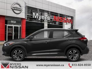 New 2019 Nissan Kicks SR FWD  -  Fog Lights - $174 B/W for sale in Orleans, ON