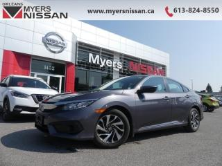 Used 2018 Honda Civic Sedan SE  - $148 B/W for sale in Orleans, ON