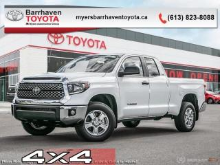 Used 2019 Toyota Tundra SR5 Plus Package  - $260 B/W for sale in Ottawa, ON