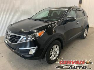 Used 2013 Kia Sportage LX Mags Sièges Chauffants Bluetooth for sale in Shawinigan, QC