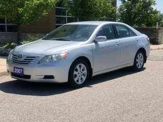 Used 2007 Toyota Camry for sale in Brampton, ON