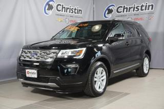 Used 2018 Ford Explorer AWD 4X4 CUIR NAVIGATION SUNROOF**5032 KM** for sale in Montréal, QC