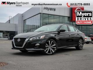 Used 2020 Nissan Altima 2.5 Platinum  - Leather Seats - $219 B/W for sale in Nepean, ON
