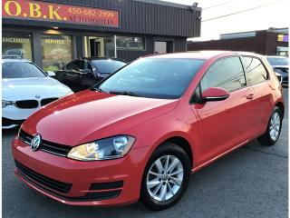 Used 2015 Volkswagen Golf Trendline-A/c for sale in Laval, QC