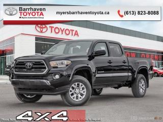 New 2019 Toyota Tacoma 4x4 Double Cab V6 Auto SR5  - $315 B/W for sale in Ottawa, ON