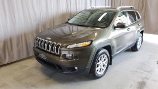 Used 2016 Jeep Cherokee North 4x4 Familiale for sale in Rouyn-Noranda, QC