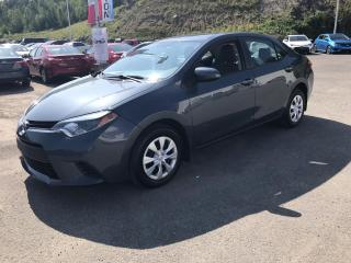 Used 2014 Toyota Corolla Berline 4 portes, boîte automatique, CE for sale in Val-David, QC