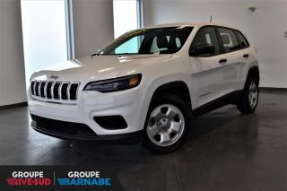 Used 2019 Jeep Cherokee Sport for sale in St-Jean-Sur-Richelieu, QC