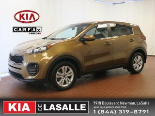 Used 2017 Kia Sportage LX for sale in Montréal, QC