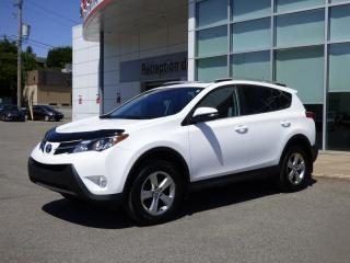 Used 2015 Toyota RAV4 XLE - Traction intég. - GPS - Sièges cha for sale in Trois-Rivières, QC