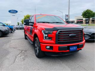 Used 2016 Ford F-150 LARIAT SPORT FX4 ENSEMBLE DECOR for sale in Lévis, QC