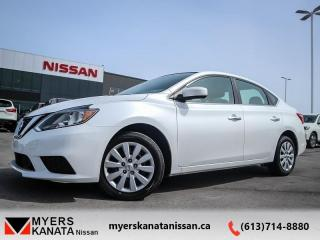 New 2019 Nissan Sentra S CVT  - $138 B/W for sale in Ottawa, ON