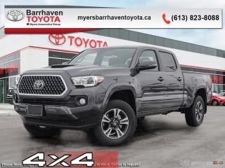 New 2019 Toyota Tacoma TRD Sport Upgrade Package  - $311 B/W for sale in Ottawa, ON