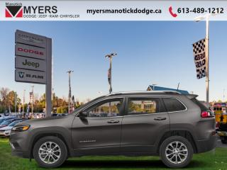 Used 2019 Jeep Cherokee Limited  - Navigation -  Uconnect - $230 B/W for sale in Ottawa, ON