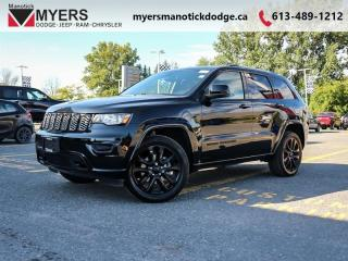 Used 2019 Jeep Grand Cherokee Laredo E 4x4  - Navigation - $245 B/W for sale in Ottawa, ON