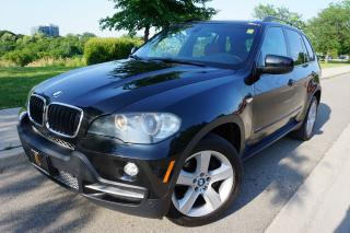 Used 2008 BMW X5 IMMACULATE / STUNNING COMBO / NO ACCIDENTS / LOCAL for sale in Etobicoke, ON