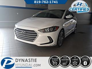 Used 2017 Hyundai Elantra GLS for sale in Rouyn-Noranda, QC