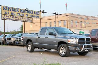 Used 2008 Dodge Ram 1500 SLT 4x4 HEMI for sale in Brampton, ON