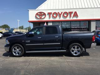 Used 2017 RAM 1500 SLT crewmax auto 5.7 hemi for sale in Cambridge, ON